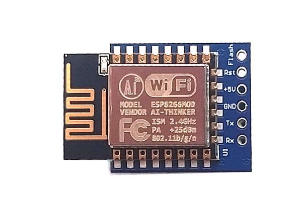 WiFi for SimpleBGC